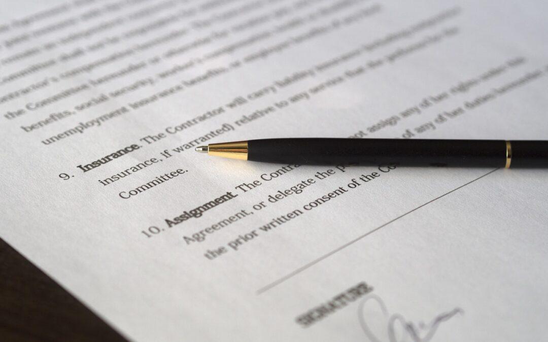 Zapisy niedozwolone w umowach frankowiczów – Klauzule abuzywne